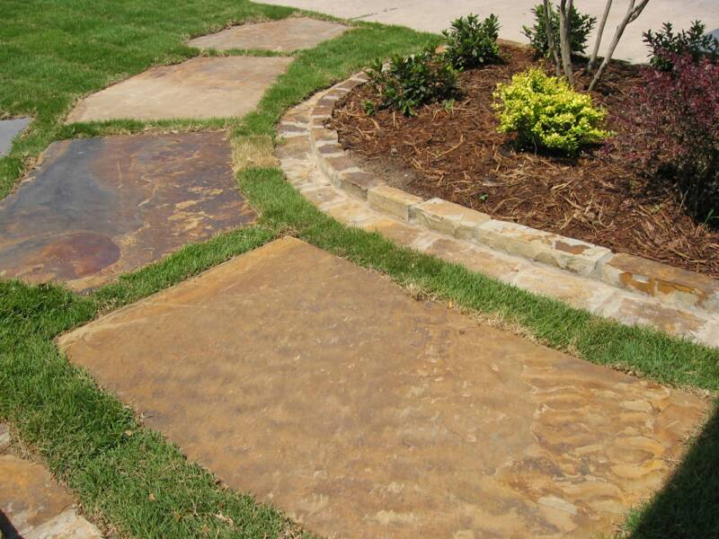 Landscaping for Landscaping stones