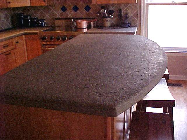 Stone Countertop Endearing Of Granite Countertop with Stone Bar Picture